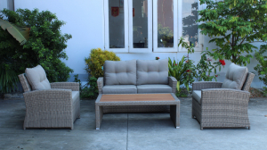 Sofa set of 4  ATP-1186_Non K/D